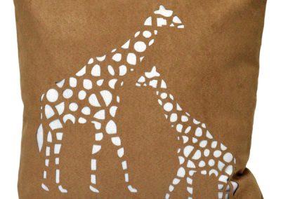 Coussin Giraffe