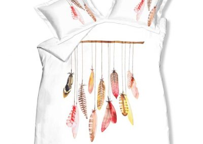 Ensemble Housse de Couette Sea Feathers