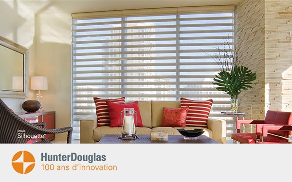 Des fenêtres qui brillent. Profitez de la vue.