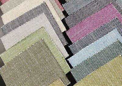 Tissus décoratifs | Collection Clayon
